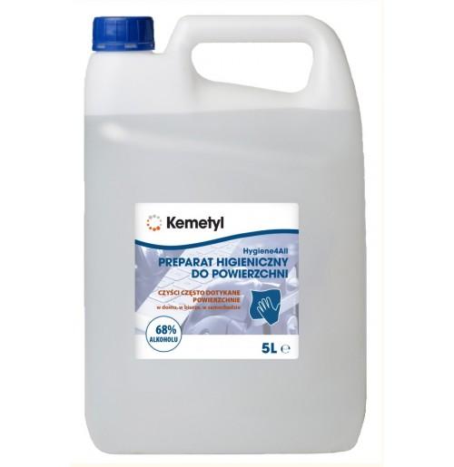 preparat higieniczny do powierzchni 68% (5L)