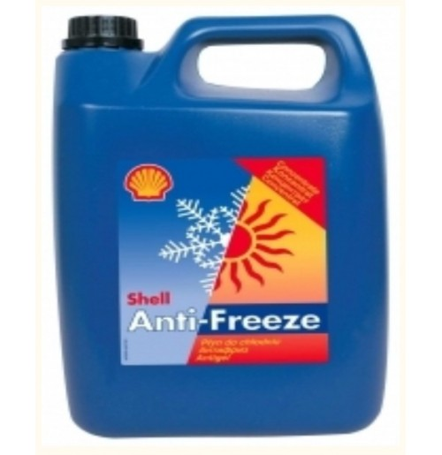 Shell Płyn do chłodnic Anti-Freeze gotowy (20l)