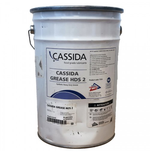 Fuchs Cassida Grease HDS 2 (19kg) - smary