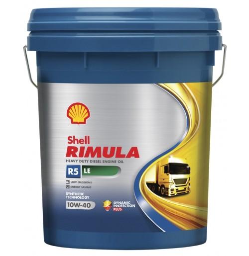 Shell Rimula R5 LE 10W-40 (20L)