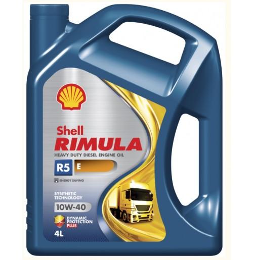 Shell Rimula R5 E 10W-40 (5L)