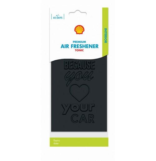 Shell zapach premium - black tonic
